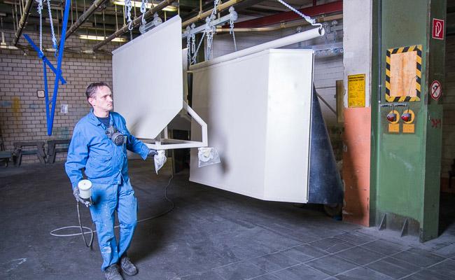 EDM Technik GmbH, Generalüberholungen von Werkzeugmaschinen, Sonderlösungen