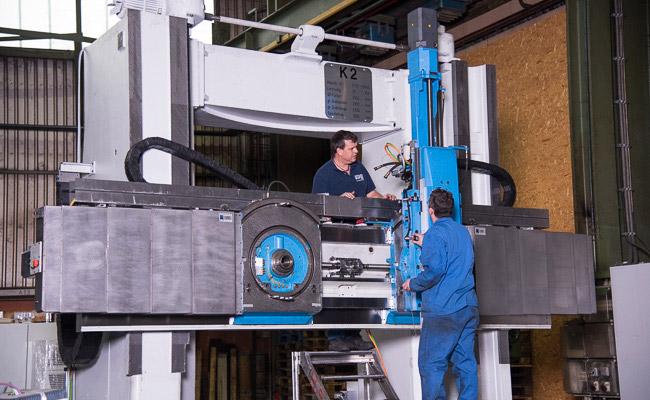 EDM Technik GmbH, Generalüberholungen von Werkzeugmaschinen, Wartung & Reparatur