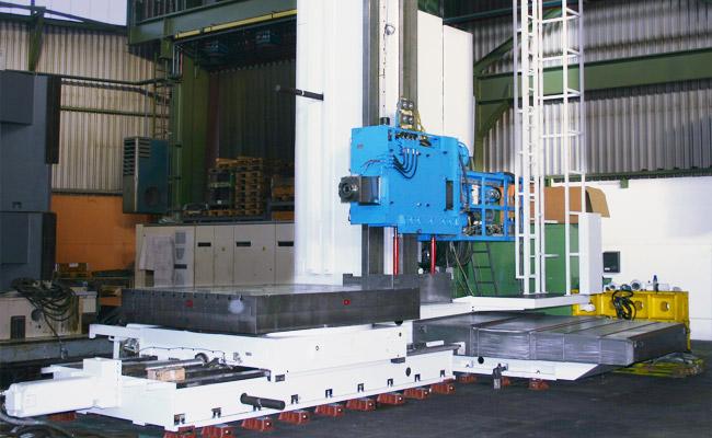 EDM Technik GmbH, Überholung von Werkzeugmaschinen, Modernisierung