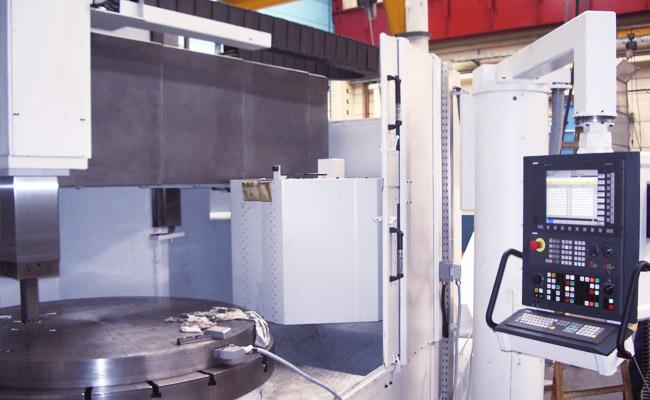EDM Technik GmbH, Modernisierung, mechanischer Umbau, Umrüstung auf CNC-Steuerung