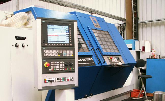 EDM Technik GmbH, Optimierung der Bedienfreundlichkeit, Modernisierung, mechanischer Umbau