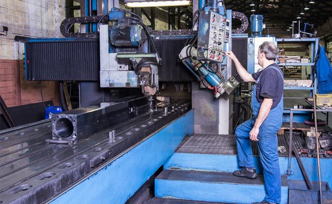 EDM Technik GmbH, Generalüberholungen von Werkzeugmaschinen, Modernisierungen