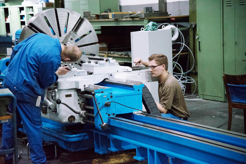 EDM Technik GmbH, Generalüberholungen Werkzeugmaschinen