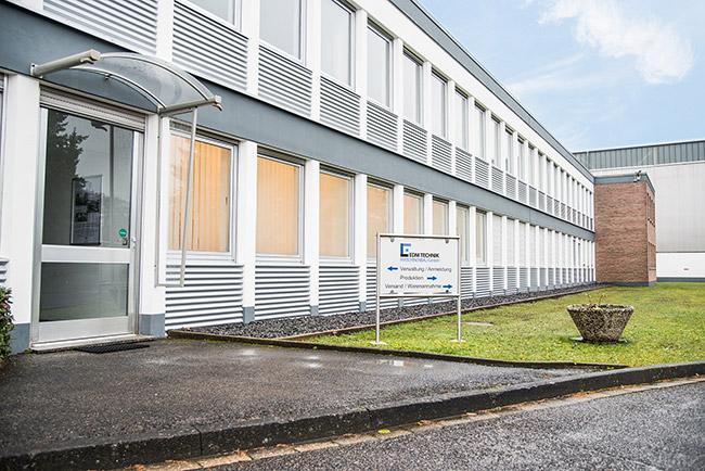 EDM Technik GmbH, Fa. Dörries-Scharmann, Generalüberholungen von Werkzeugmaschinen