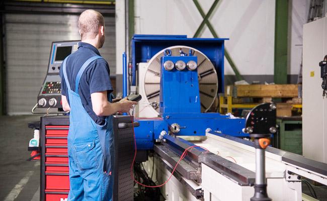 EDM Technik GmbH, Messen, Prüfen, Analyse, Genauigkeit