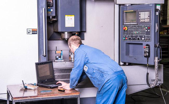 EDM Technik GmbH, Messen, Prüfen, Analyse, Genaue Analyse der Genauigkeiten Ihrer Maschine