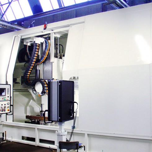 EDM Technik GmbH, Modernisierung, Messen & Prüfen, Wartung & Montage, Sonderlösungen, Maschinenüberholung