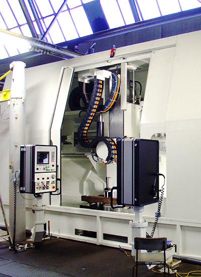 EDM Technik GmbH, Modernisierung, Messen & Prüfen, Wartung & Montage, Sonderlösungen, Generalüberholung