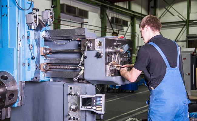 EDM Technik GmbH, Instandhaltung Werkzeugmaschine, Überholung von Werkzeugmaschinen