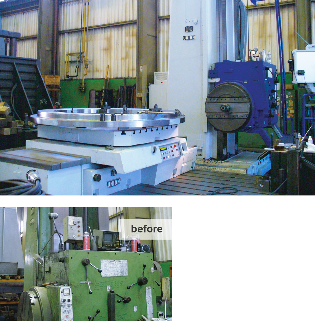 EDM Technik, Machine tool manufacturing, Dörries machine tool production, Rebuild machine tools