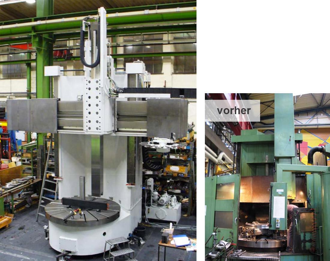 EDM Technik, Generalüberholungen und Wartung von Werkzeugmaschinen, Erhöhung der Produktivität