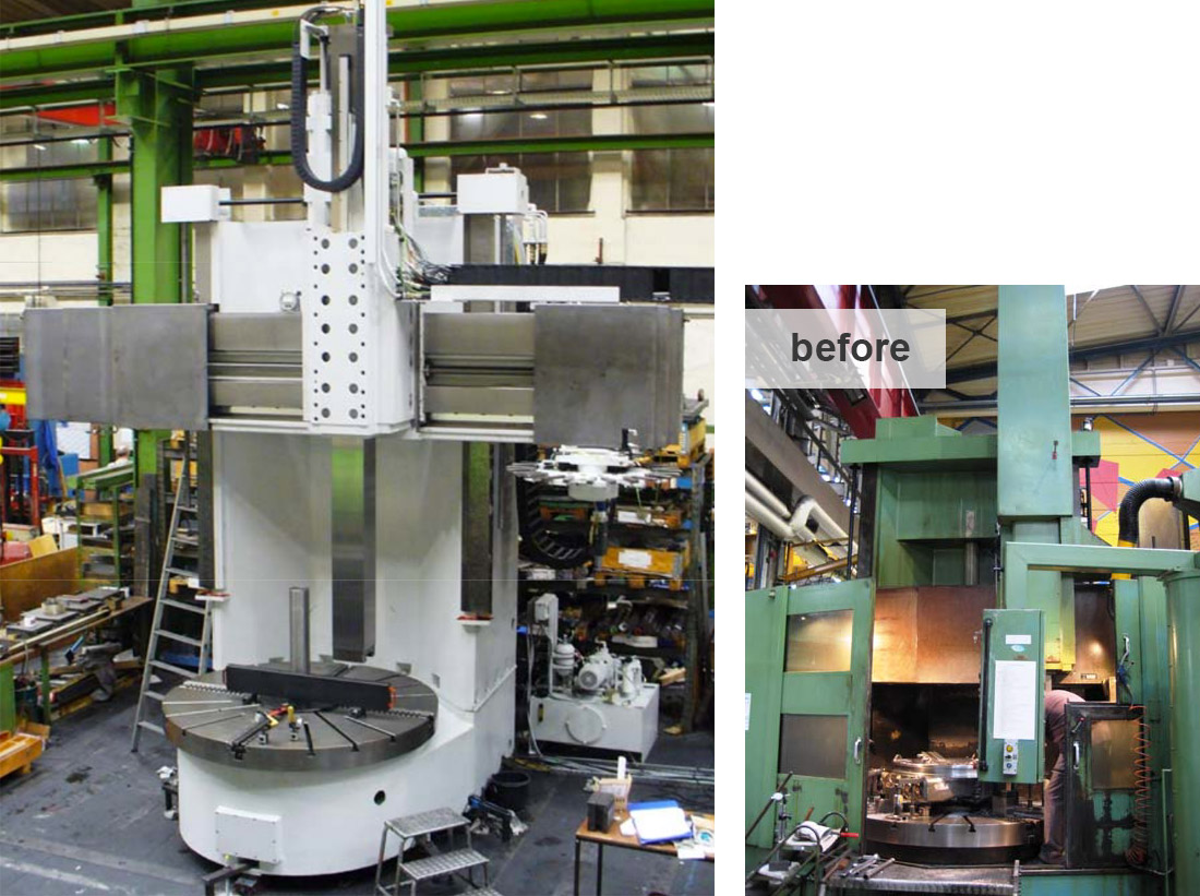 EDM Technik, Machine tool manufacturing, Machine tool Service, Increase of Productivity