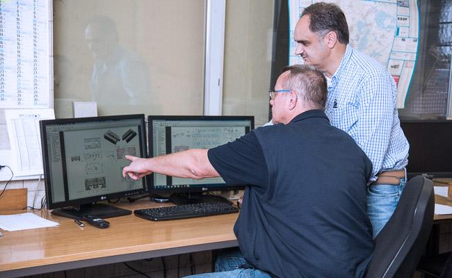 EDM Technik GmbH, Sonderlösungen, Umrüstung auf CNC-Steuerung
